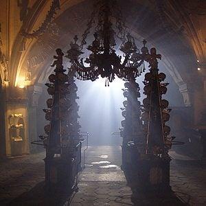 3. Sedlec Ossuary, Czech Republic