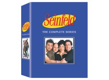 Seinfeld: The Complete Series DVD Box Set