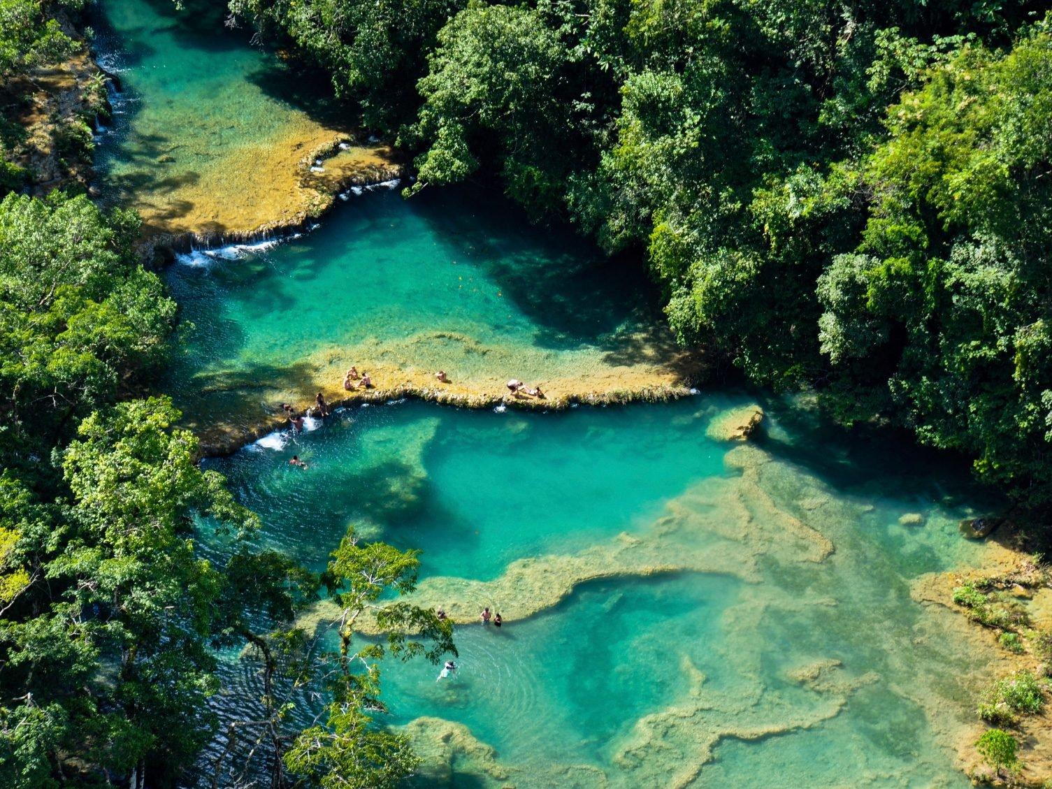 Discover Natural Wonder: Semuc Champey, Guatemala