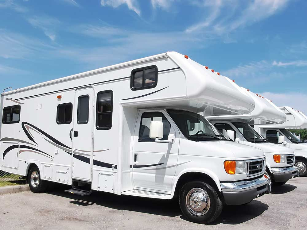 1. Have the RV serviced and inspected.