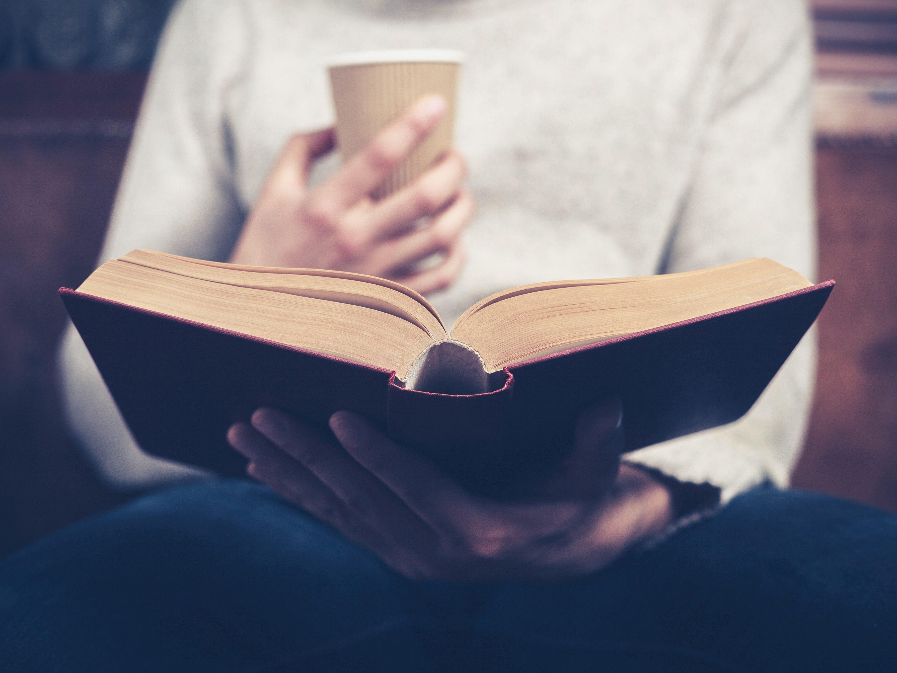 4. Set Aside Reading Time