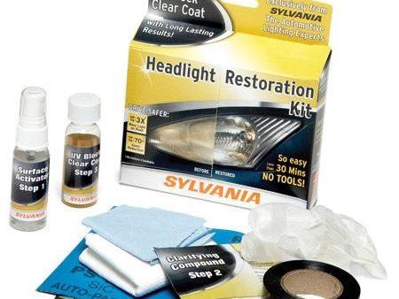 Buy a Headlight Restoration Kit