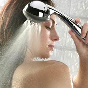 Choose Showers Over Baths