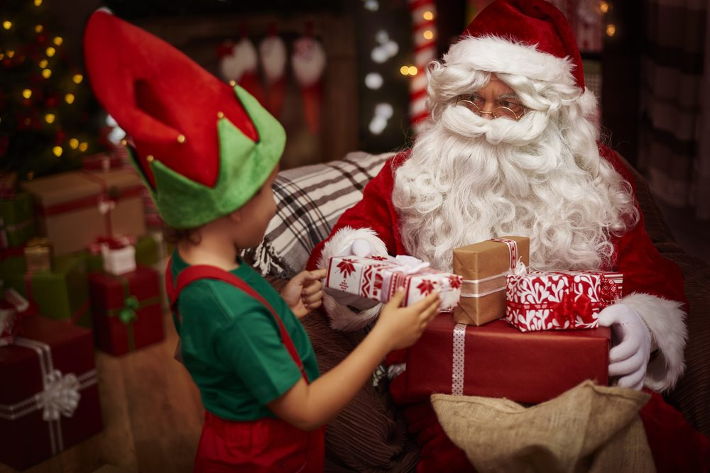 Santa's post office Canada Post