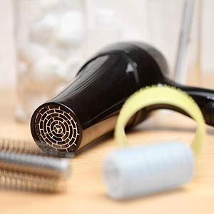 11. Inhale Air From Your Blow-Dryer