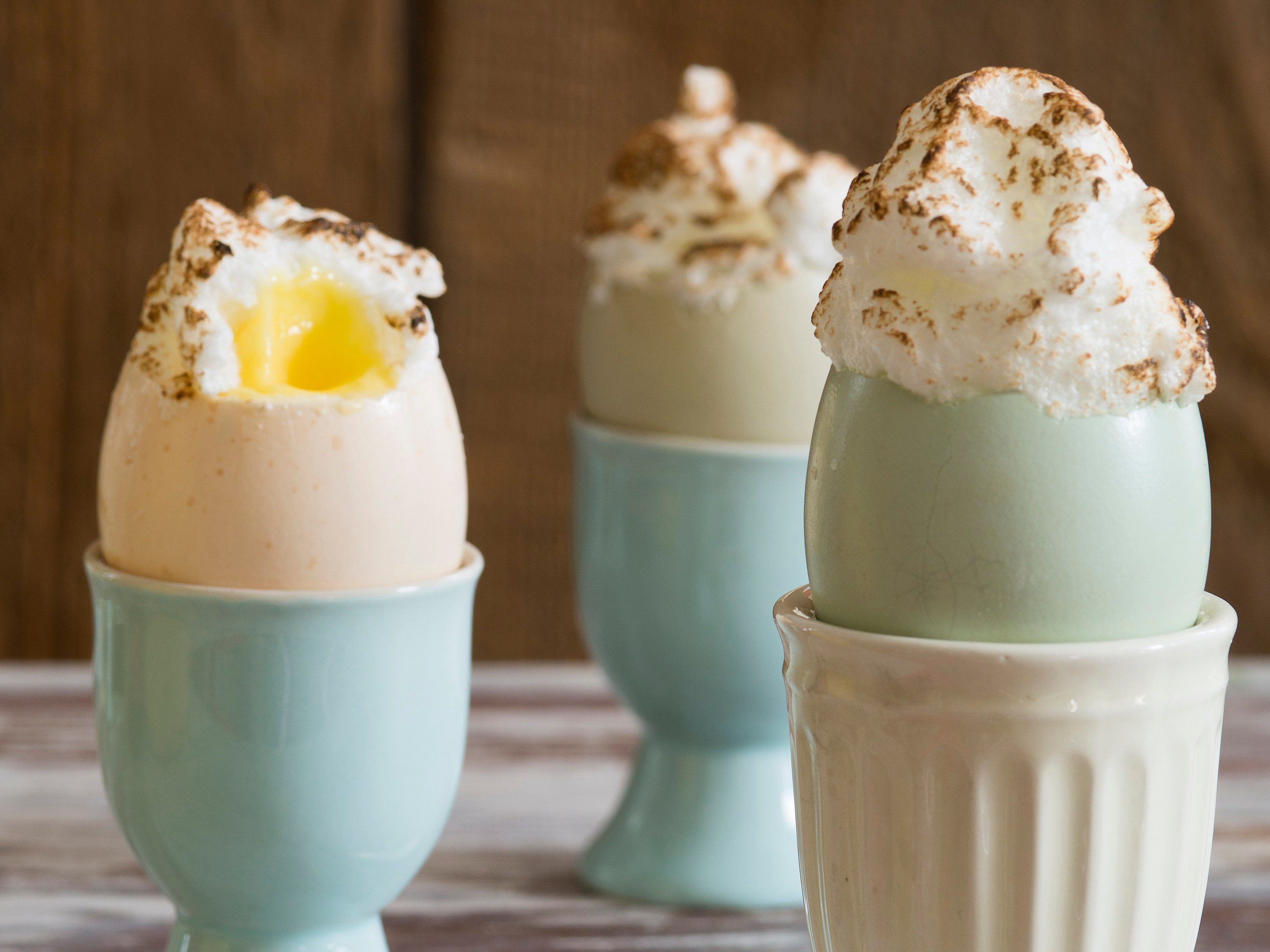HARD-BOILED EGGS: My Way