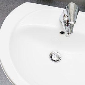 5. Clean the Bathroom Sink