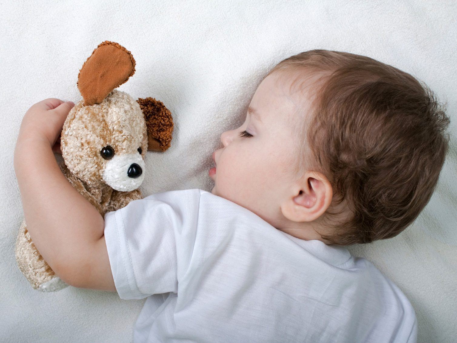 Sleep Machines Won't Damage Your Hearing- or Your Baby's