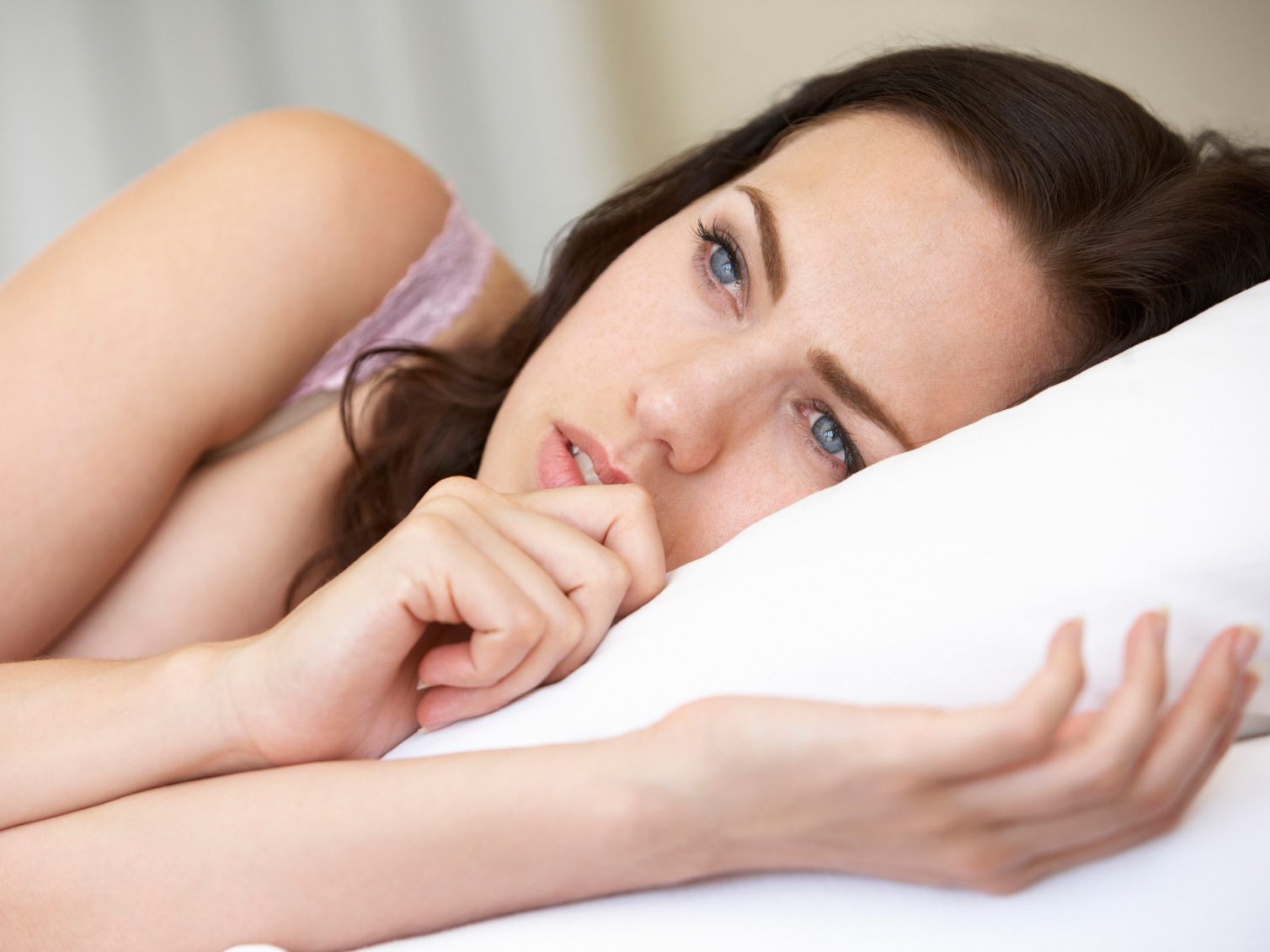Stress Keeps One in Five Canadians Awake at Night...