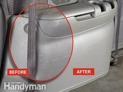 how to refinish car interior plastic. Black Bedroom Furniture Sets. Home Design Ideas