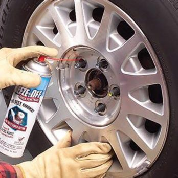 Easy Car Maintenance: Loosen a Rusted Wheel