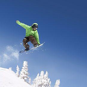 3. Ross Rebagliati and Karine Ruby Make Snowboarding History