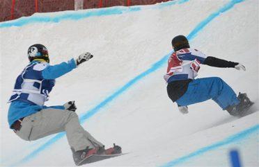 Snowboard Cross