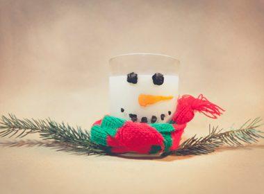 Create a Decorative Snowman
