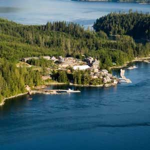 9. Sonora Resort, British Columbia