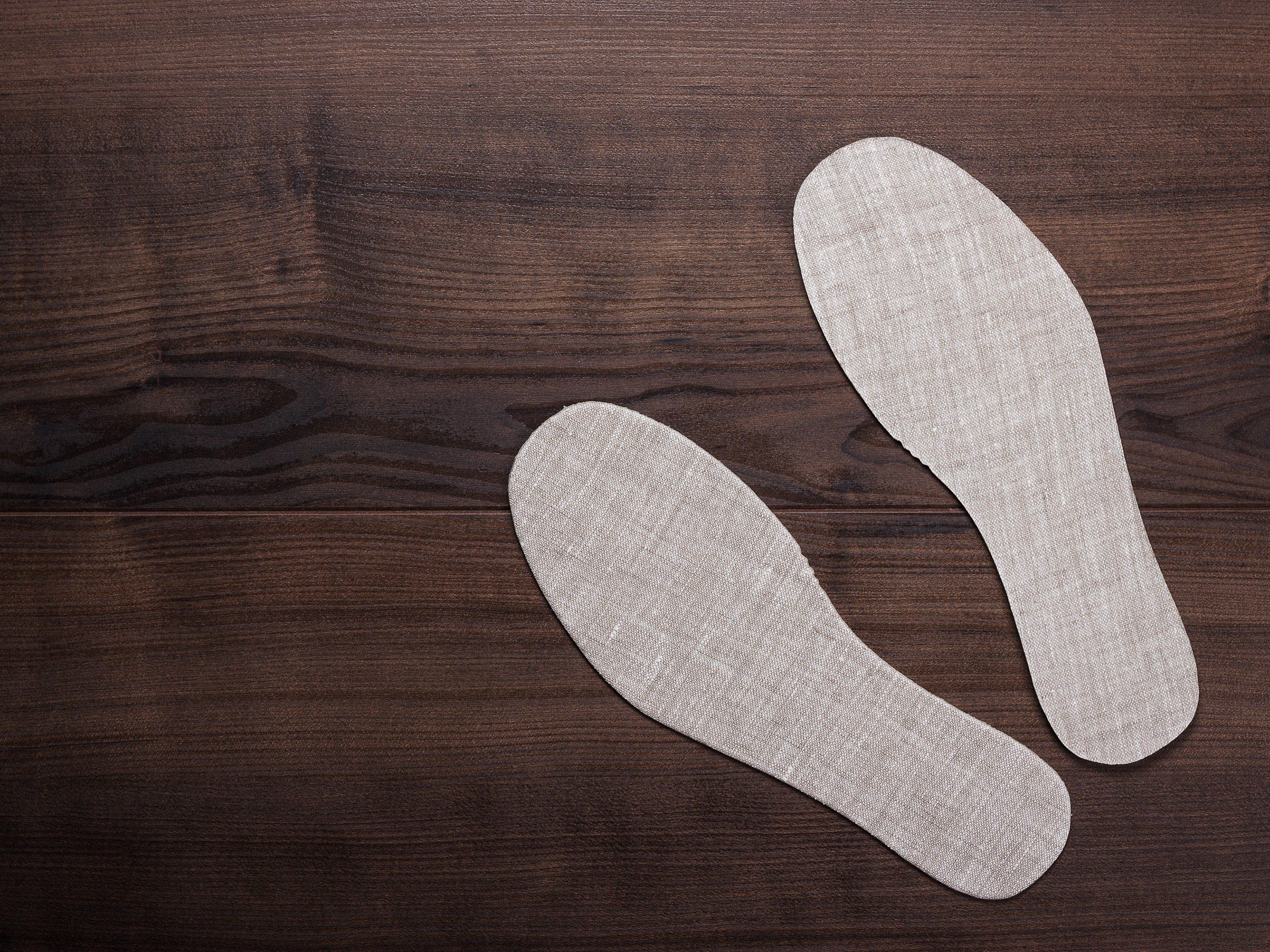 3. Wear Shoe Inserts
