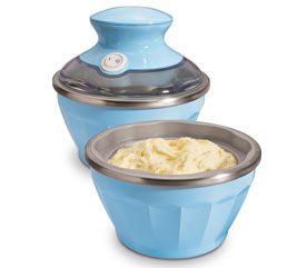 2. Hamilton Beach Half-Pint Soft Serve Ice Cream Maker - $39.99