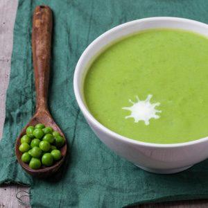 3. Purée Veggies Into Soup