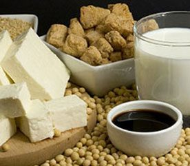 3. Soy Foods