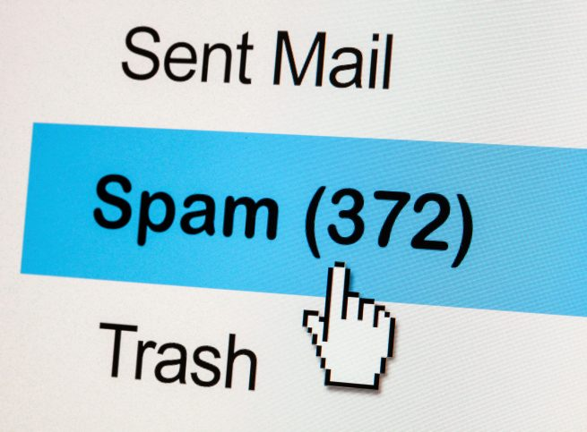 Spam Was a Primary Source for Online Pornography