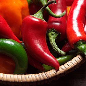 2. Spice Up Your Diet