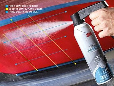 4. Spray the Hood With Protectant