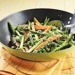 Spring Vegetable Stir-fry
