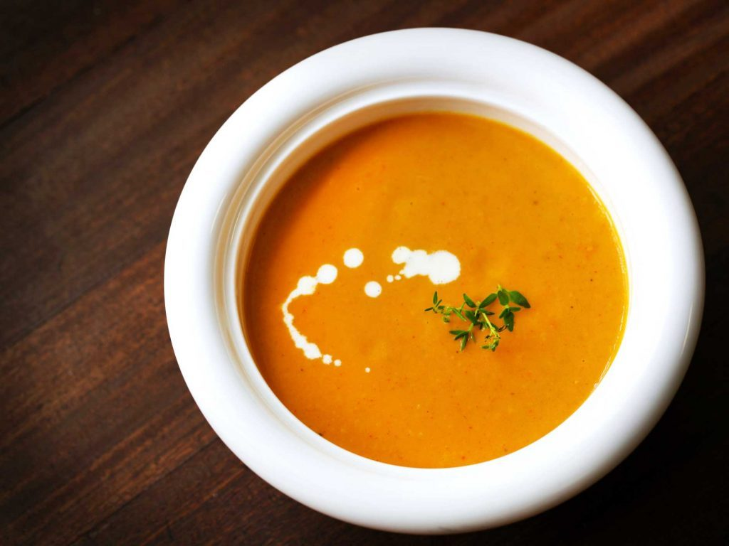 Sweet Potato, Carrot, Apple and Red Lentil Soup | Reader's Digest