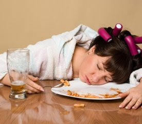 Do you have a sleep-related eating disorder