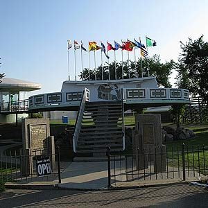 5. We Built a UFO Landing Pad in St. Paul, Alta.