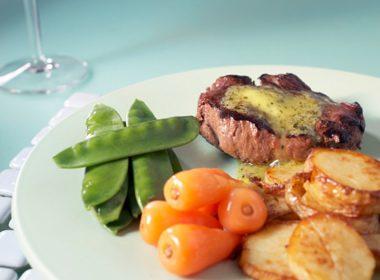 Honey Dijon Marinated Steak