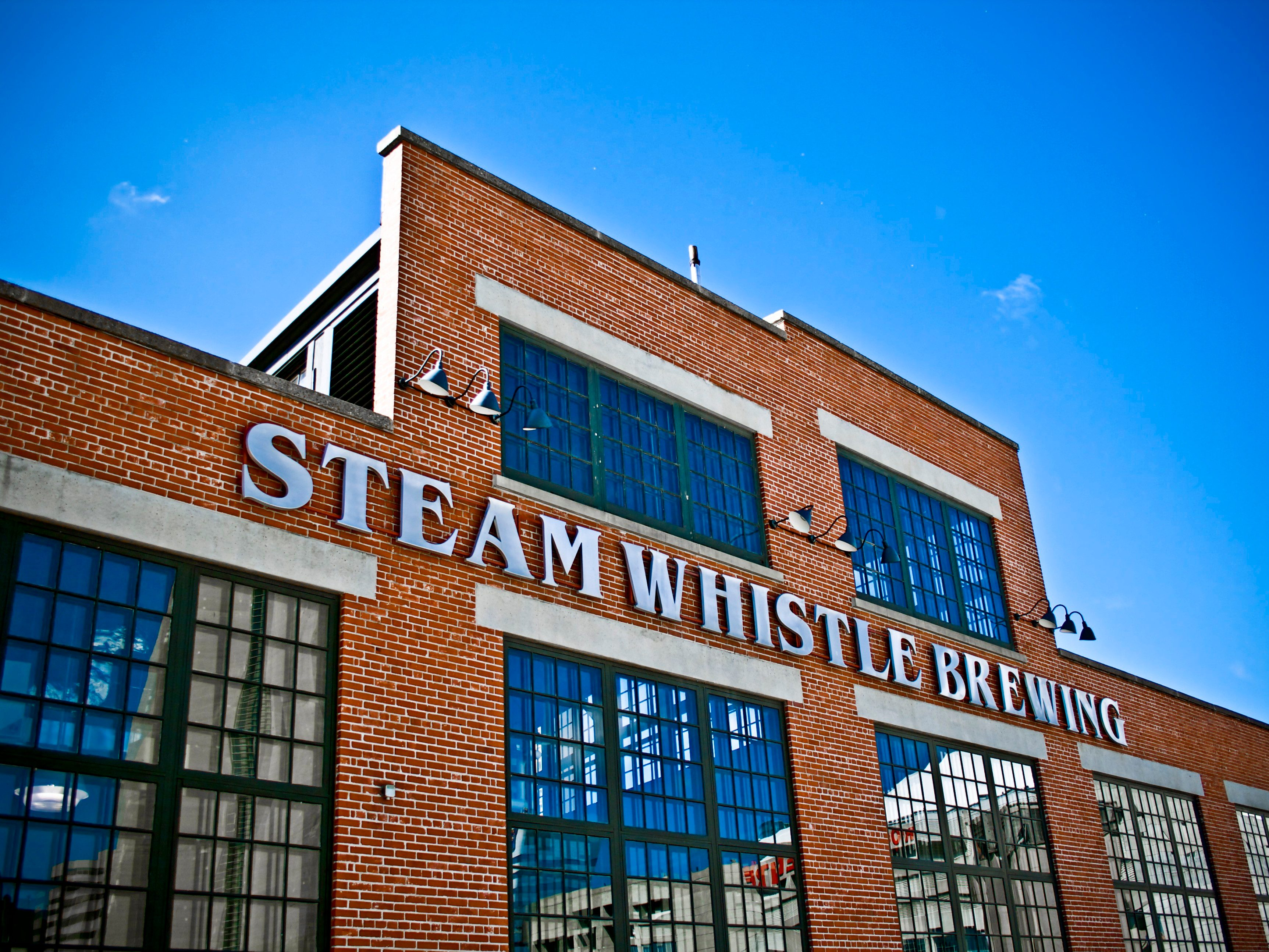 19. Steam Whistle Brewery