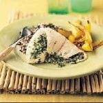 Steamed Fish with Ginger and Sesame