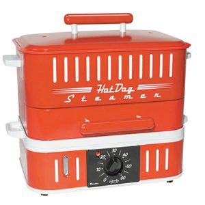 5. Cuizen Hot Dog Steamer