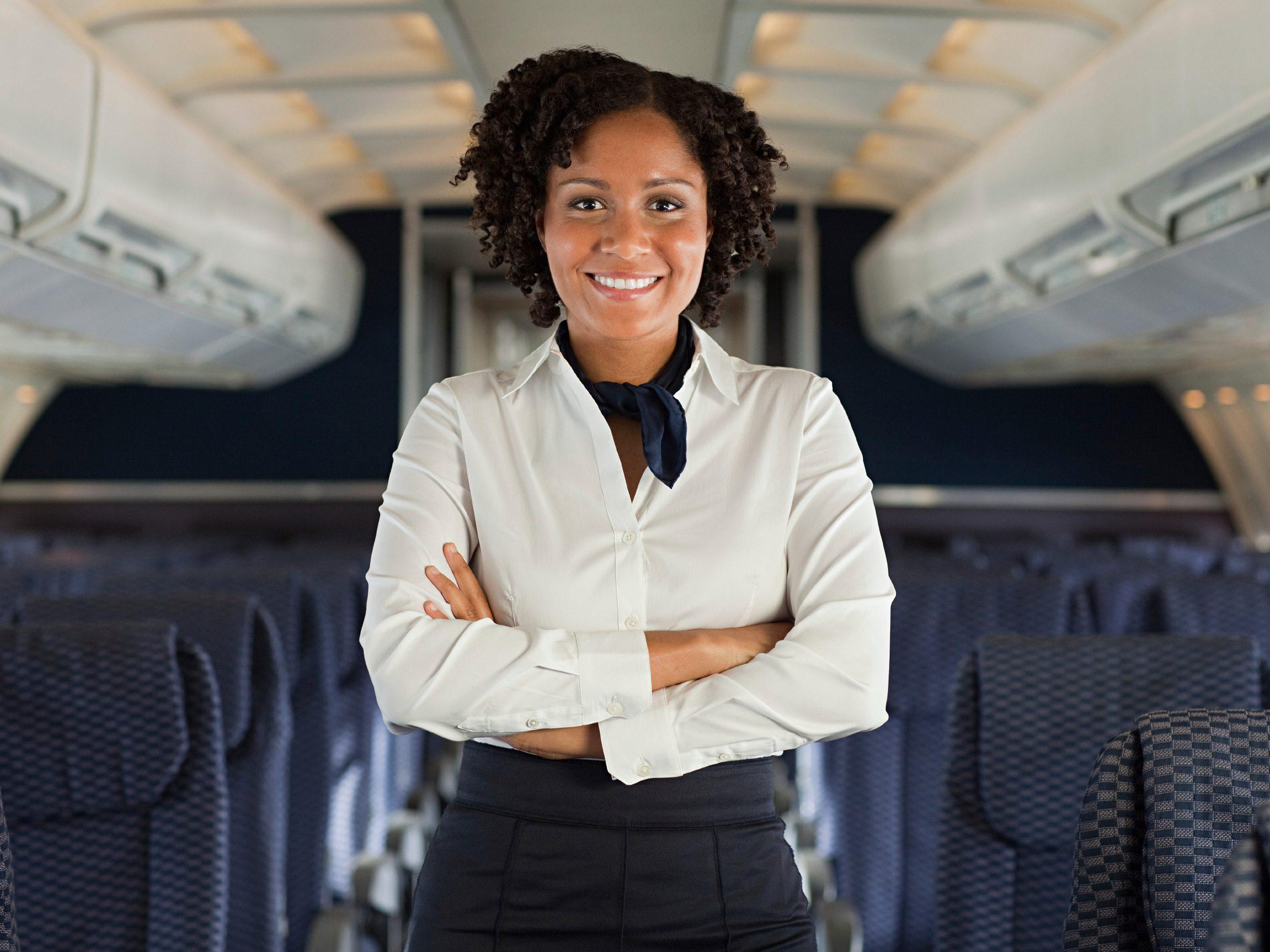 Inform the Flight Attendants