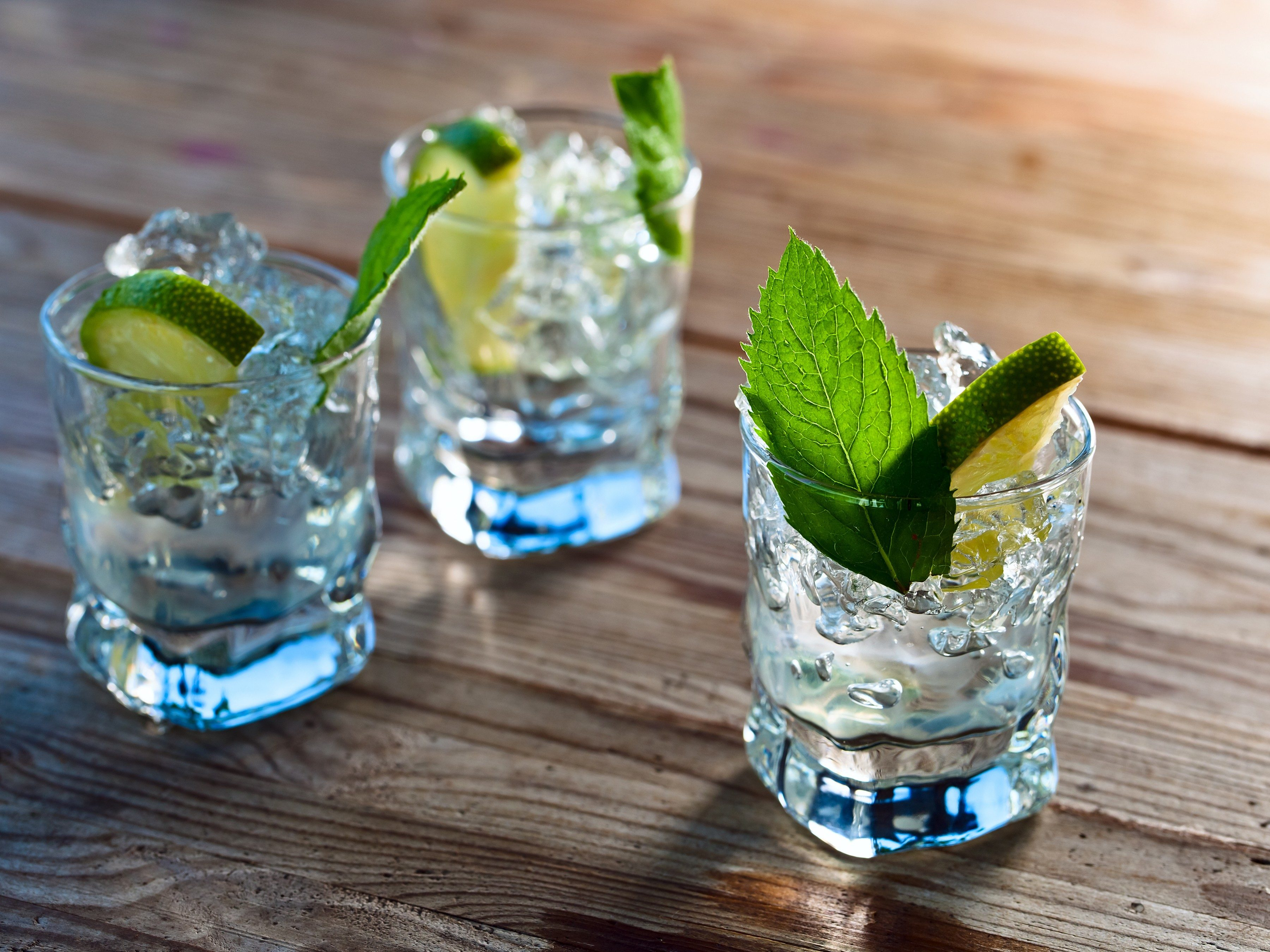 5. Drink purer forms of alcohol