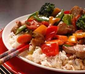 3 Tasty Stir-Fries