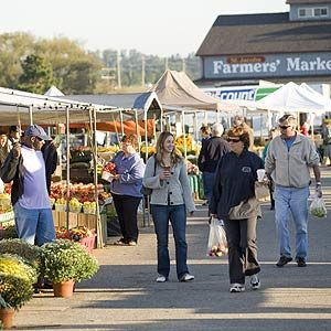7. St. Jacob's Farmers Market
