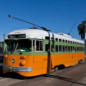 4. Ride a Streetcar