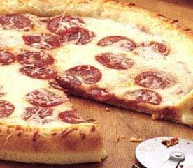 4. Stuffed Crust Pizza