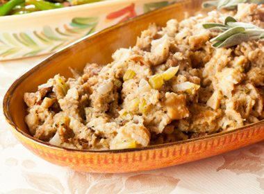 Root Veg and Apple Stuffing