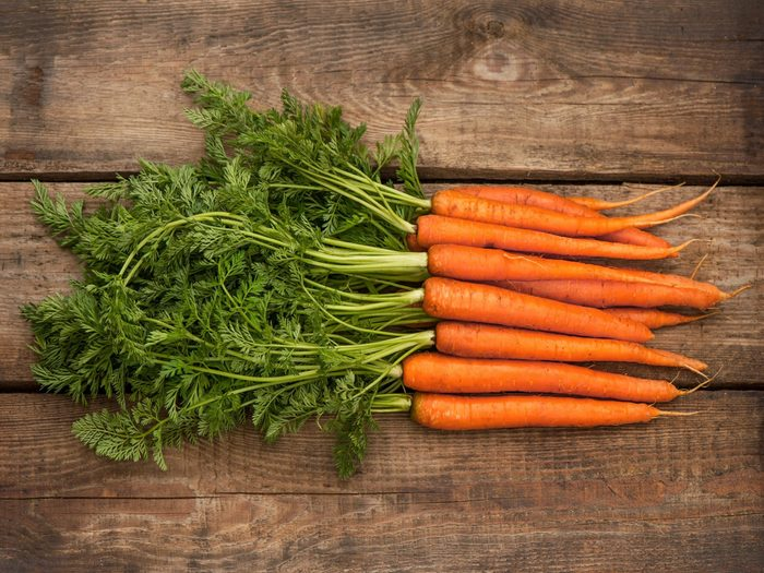 Superfoods for Your Heart: Carrots