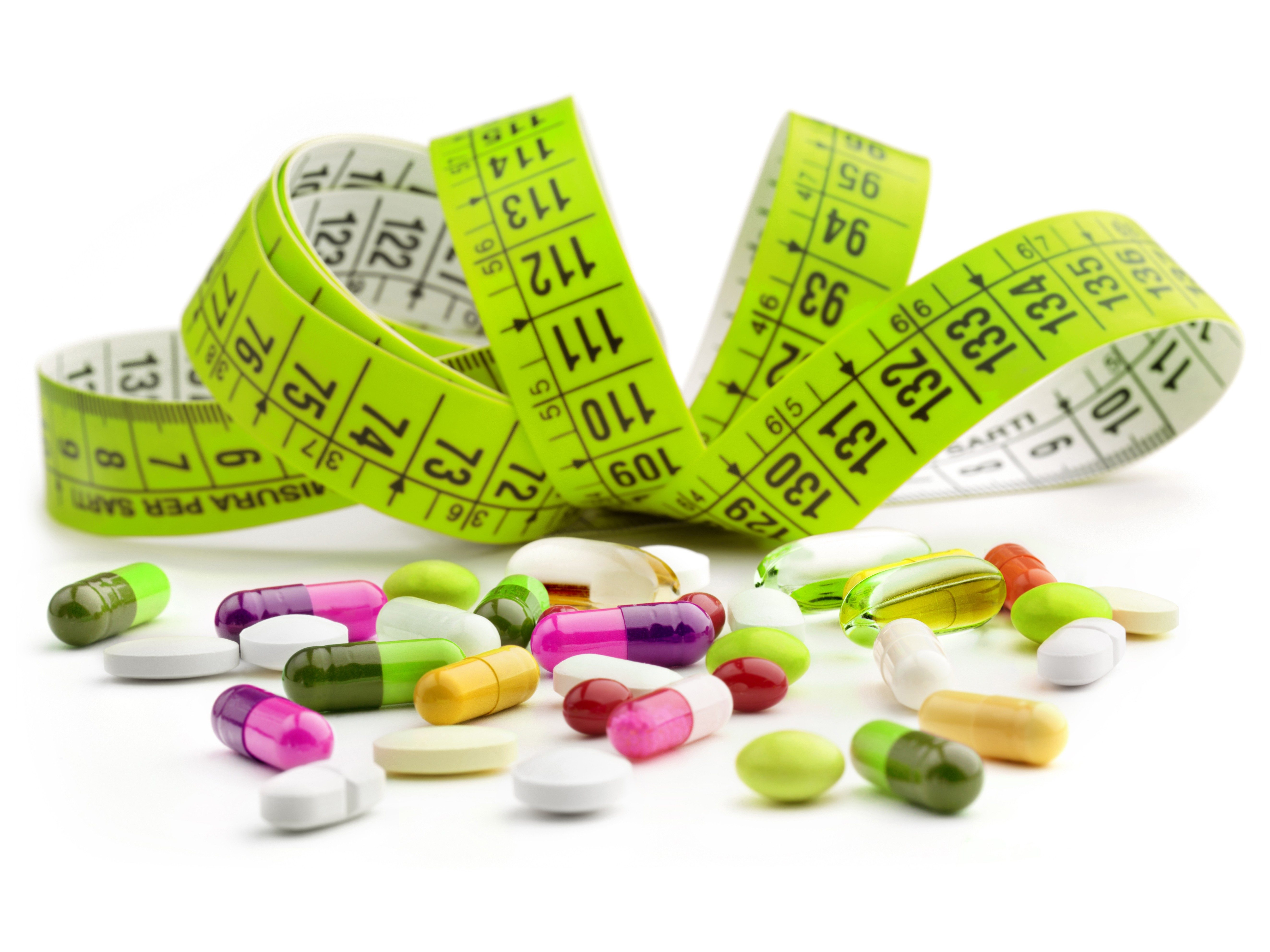 1. Supplements are not weight loss miracles.