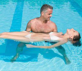 1. Take Swimming Lessons
