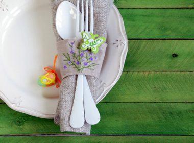 Green Your Easter Dinner