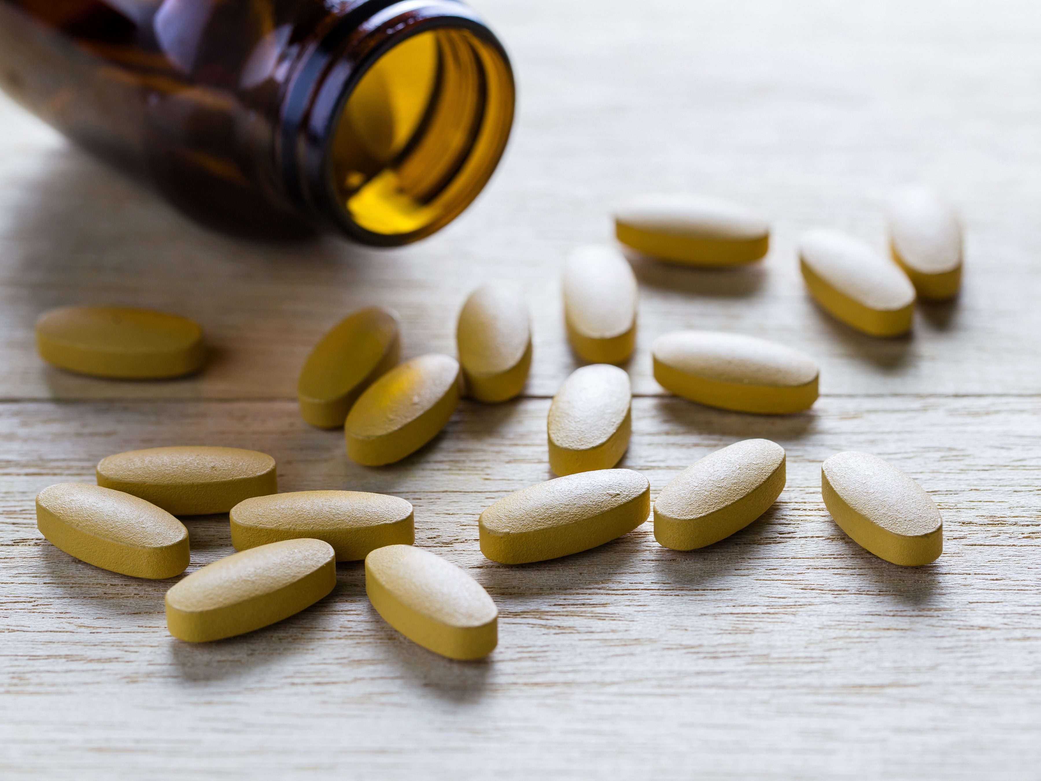 8. Try anti-inflammatory supplements