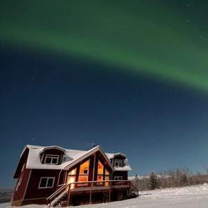 3. Takhini River Lodge, Whitehorse, Yukon