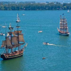 10. Tall Ships Sail into Ontario