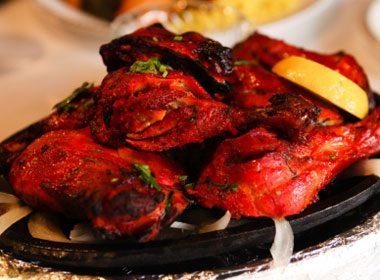Tandoori-Style Chicken Breasts