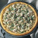 Onion and Feta Cheese Pie